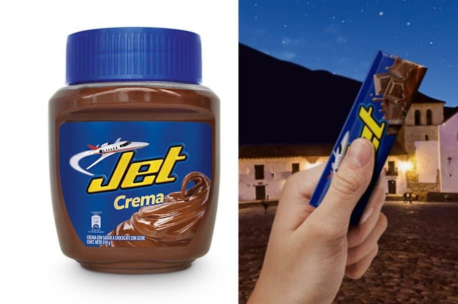Chocolatina Jet