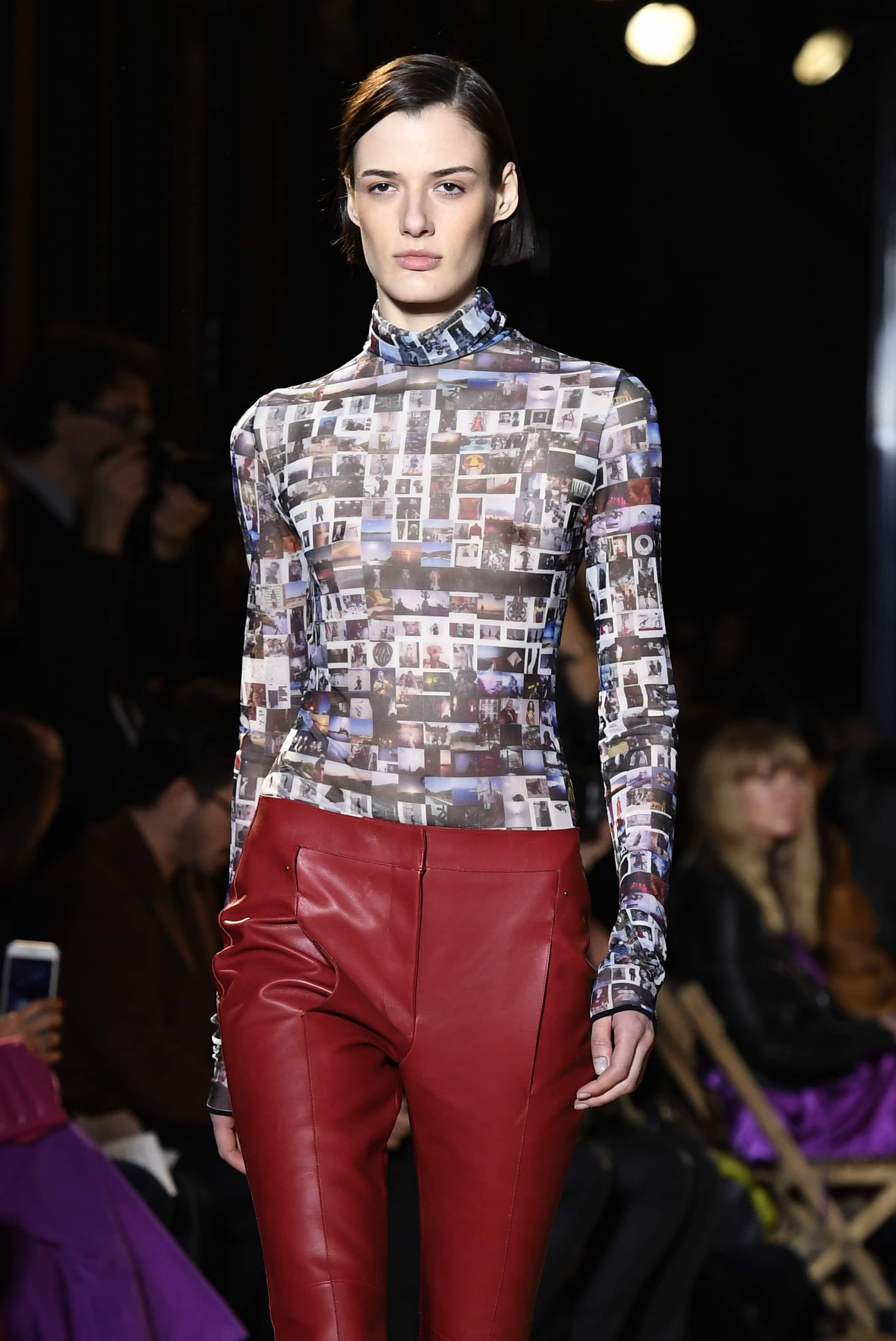 Colección de Esteban Cortázar en la Semana de la Moda de París