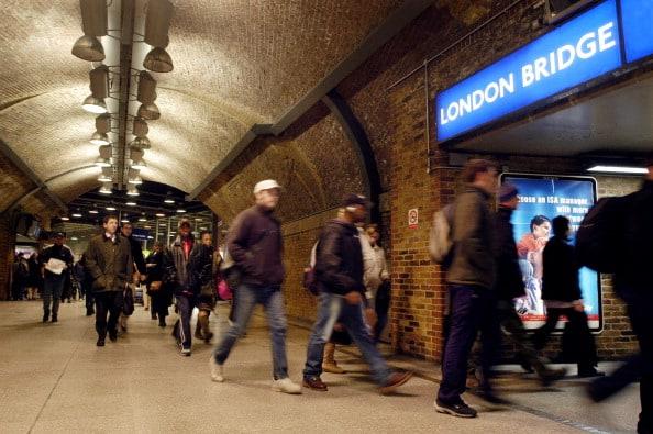 Estación de Londres