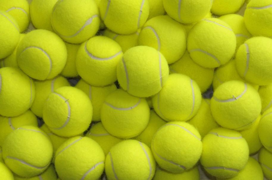 Pelotas de tenis. Pulzo.com