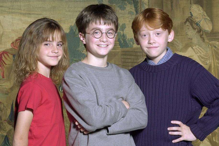 Elenco Harry Potter