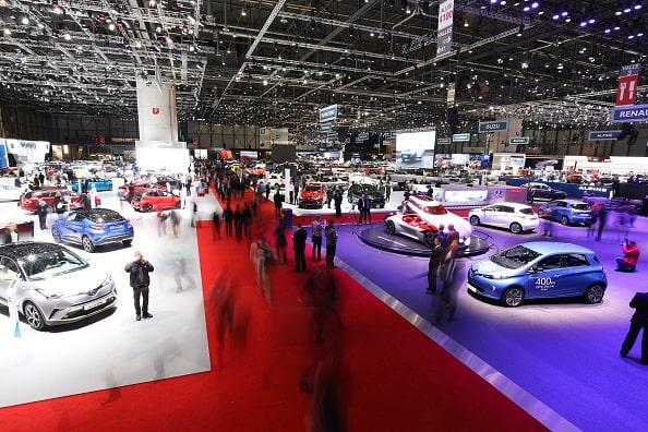 Salón Internacional del Automóvil Ginebra 2017