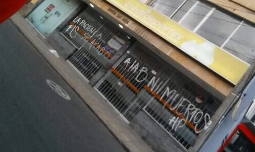 Grafiti Bucaramanga