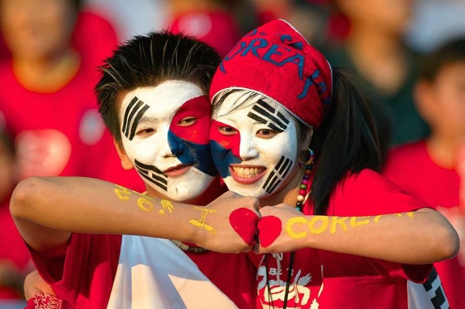 Aficionados asiáticos