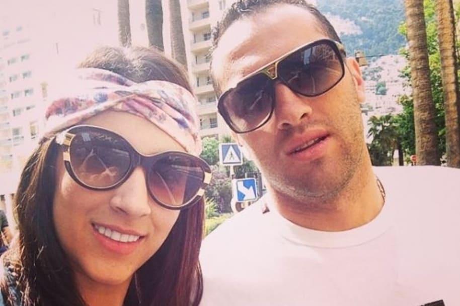 Daniela y David Ospina