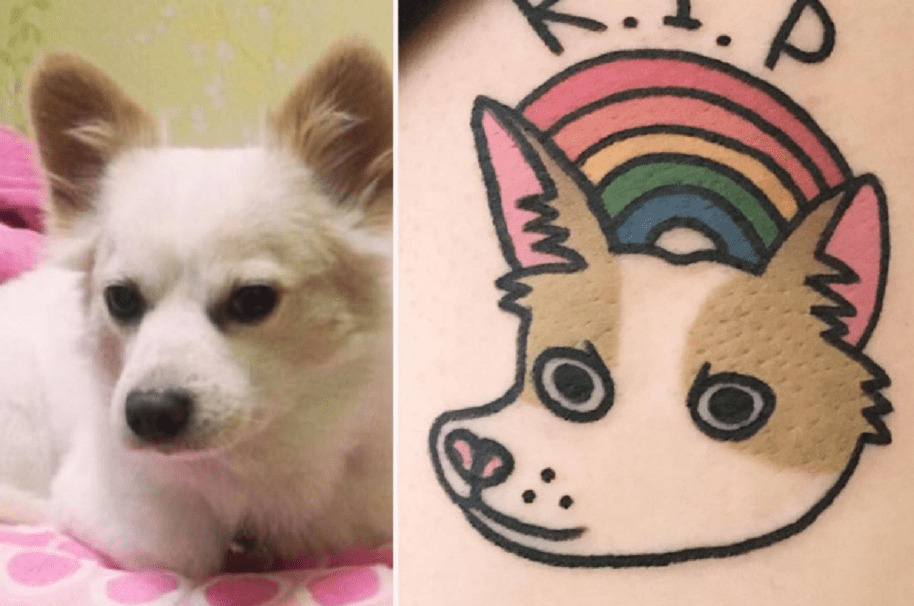 Tatuajes mascotas