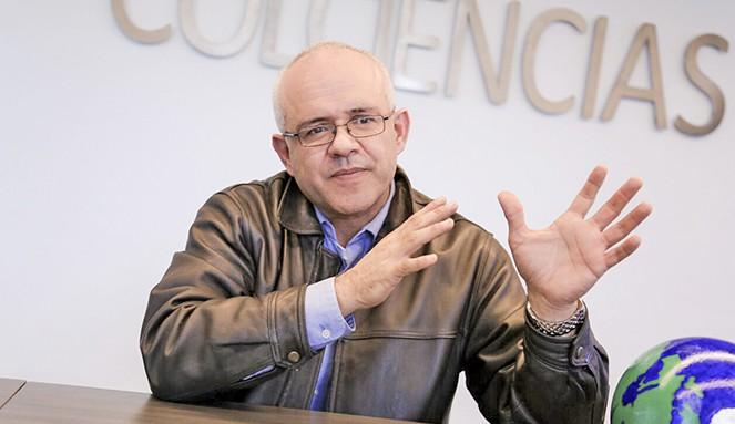 César Ocampo Rodríguez, nuevo director de Colciencias
