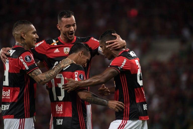 Jugadores Flamengo