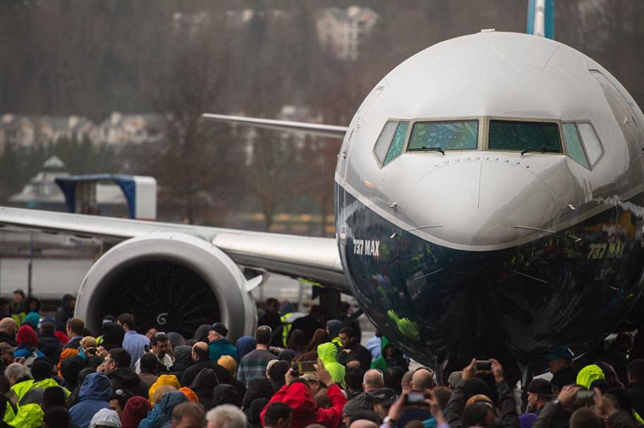 El nuevo 737 MAX 9 de Boeing