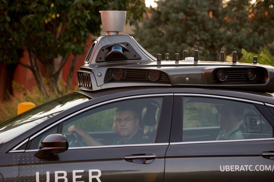 Pruebas de Uber en Estados Unidos