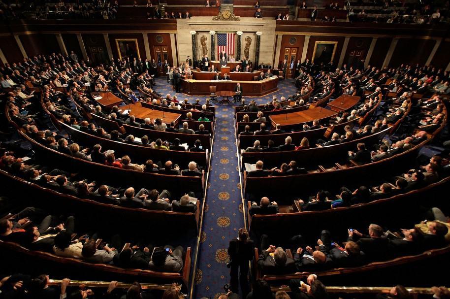 Cámara de representantes de EE. UU.