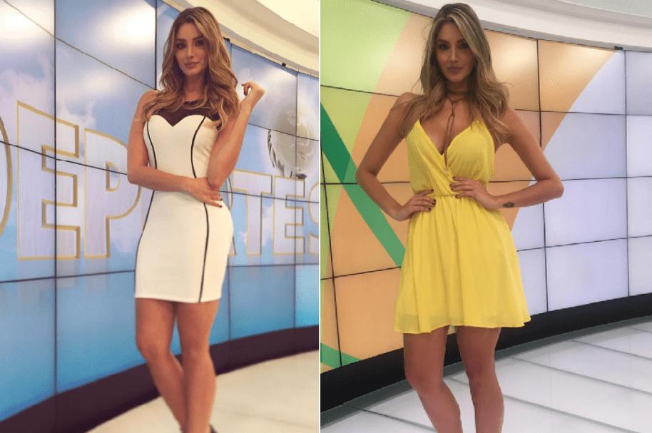 Melina Ramírez, nueva presentadora del 'Desafío'.