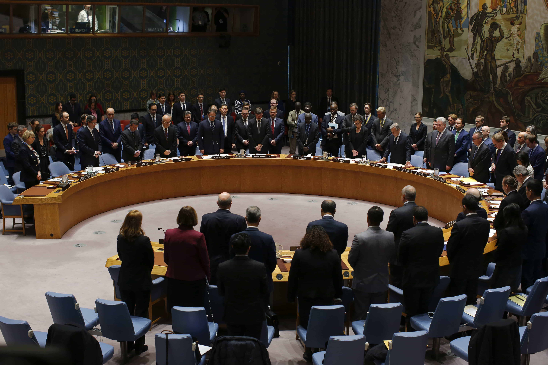 Consejo de la ONU