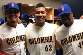 Beisbol Colombia