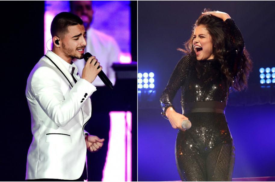 Maluma / Selena Gomez