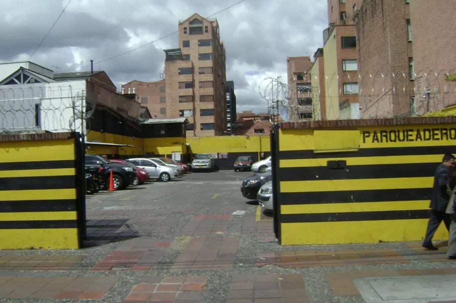Parqueaderos en Bogotá