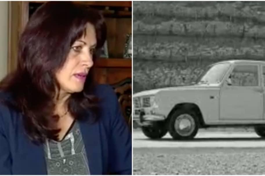 Sandra Contreras, víctima de no legalizar el traspaso de su auto.