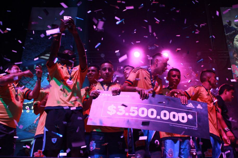Samoa ganador de Tango League - Pulzo.com