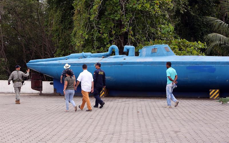 Barcos de los narcos