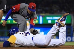 World Baseball Classic - Republica Dominicana v Colombia