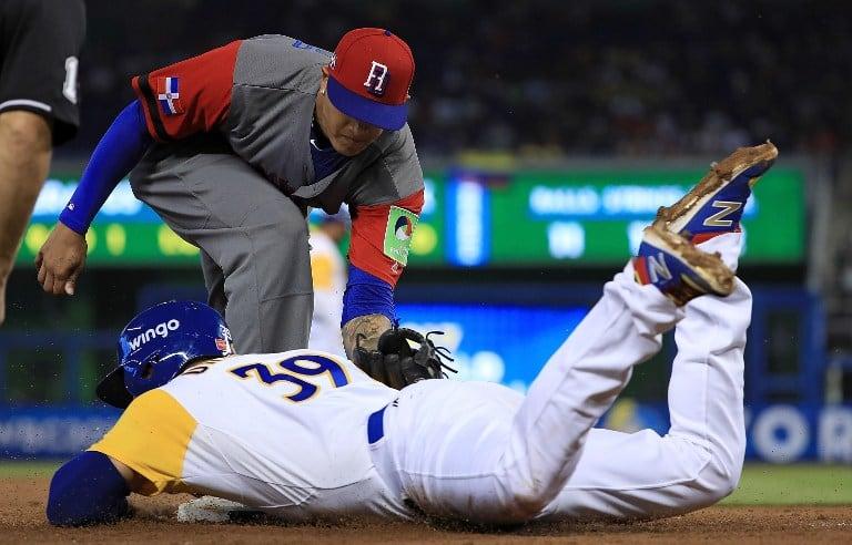 World Baseball Classic - Republica Dominicana v Colombia