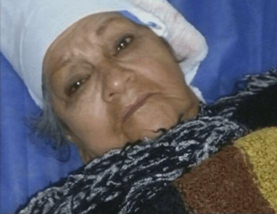 Alejandrina Guevara, señora de 81 años atropellada por conductor del SITP. Pulzo.com