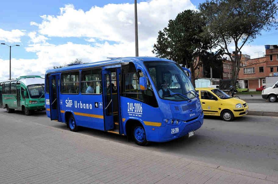 Bus del SITP. Pulzo.com