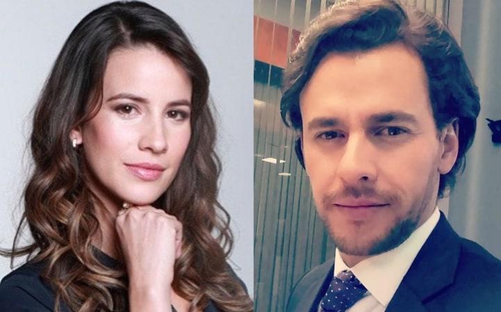 Laura Londoño e Iván López