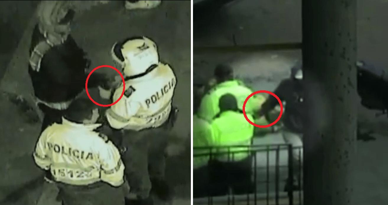 Policías y 'Sayayines' del Bronx