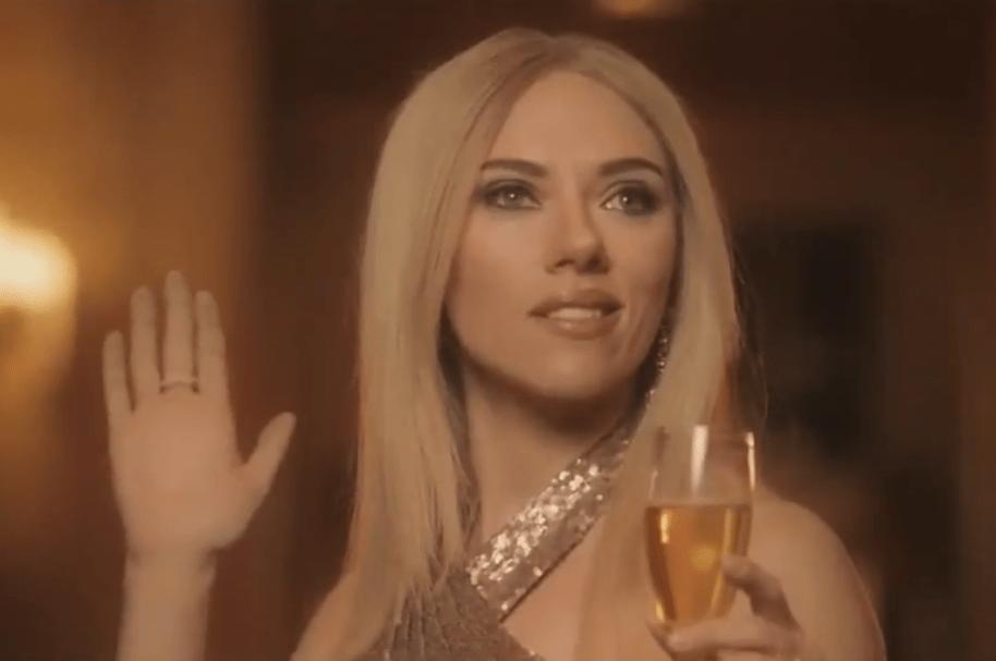 Scarlet Johansson parodia a Ivanka Trump