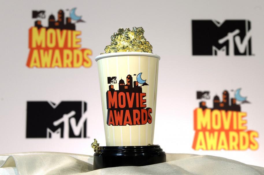 Estatuilla de los MTV Movies Awards
