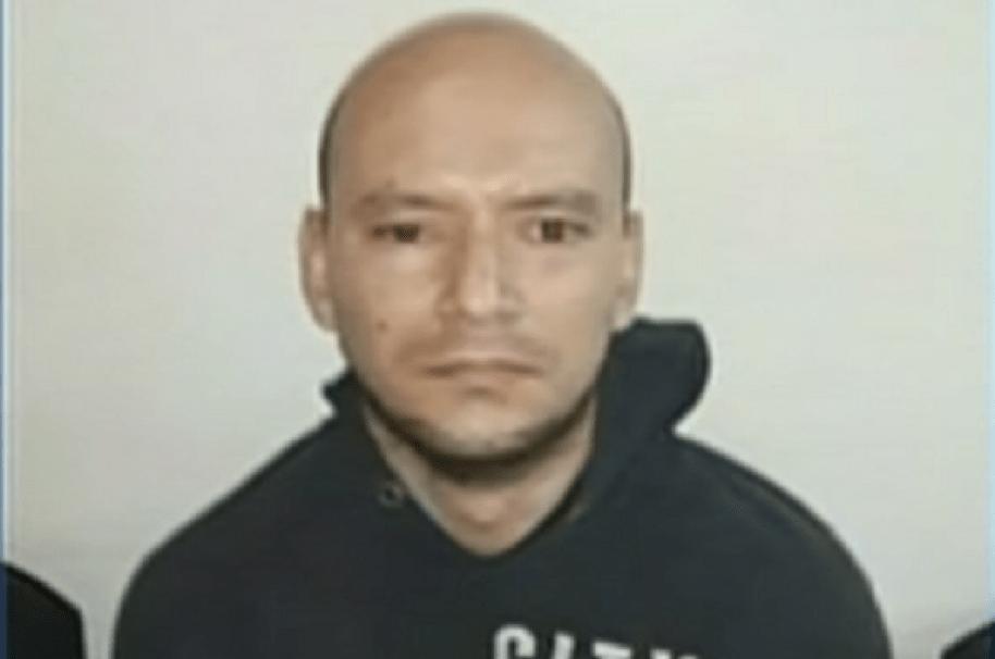 Diego Felipe González Ortiz, enviado a la cárcel por asesinar a su padre