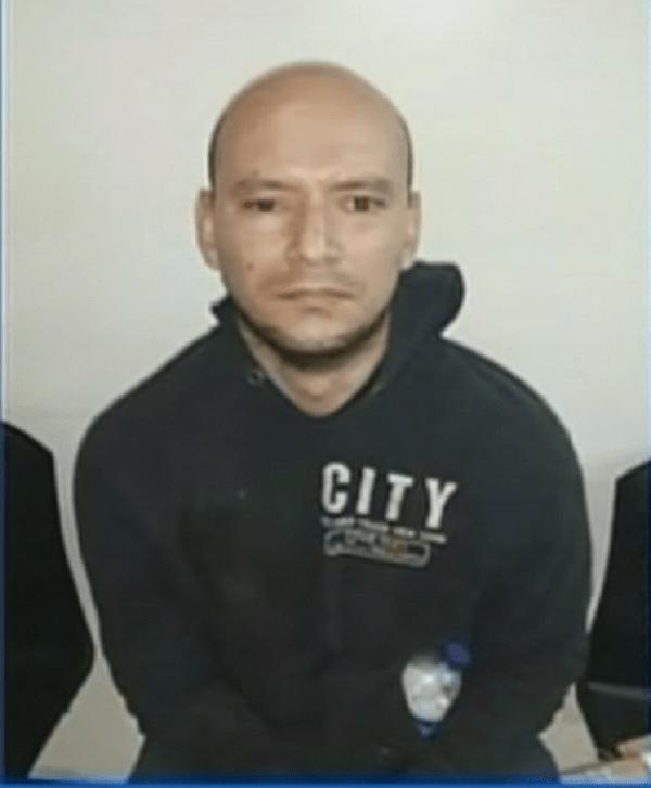 Hombre detenido por agredir a su padre