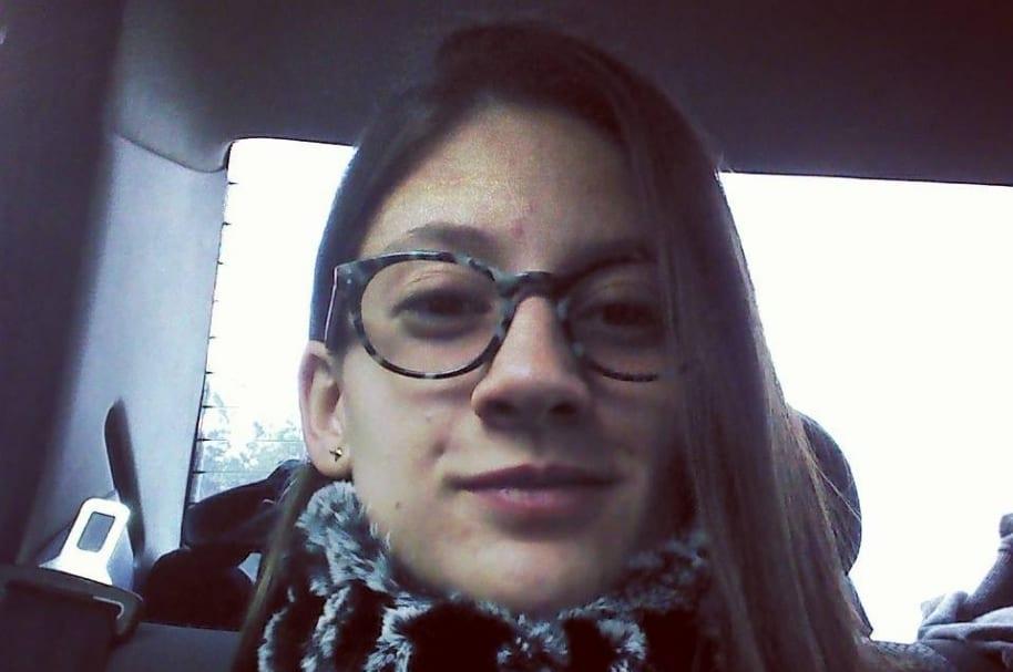 Manuela González, la joven desaparecida
