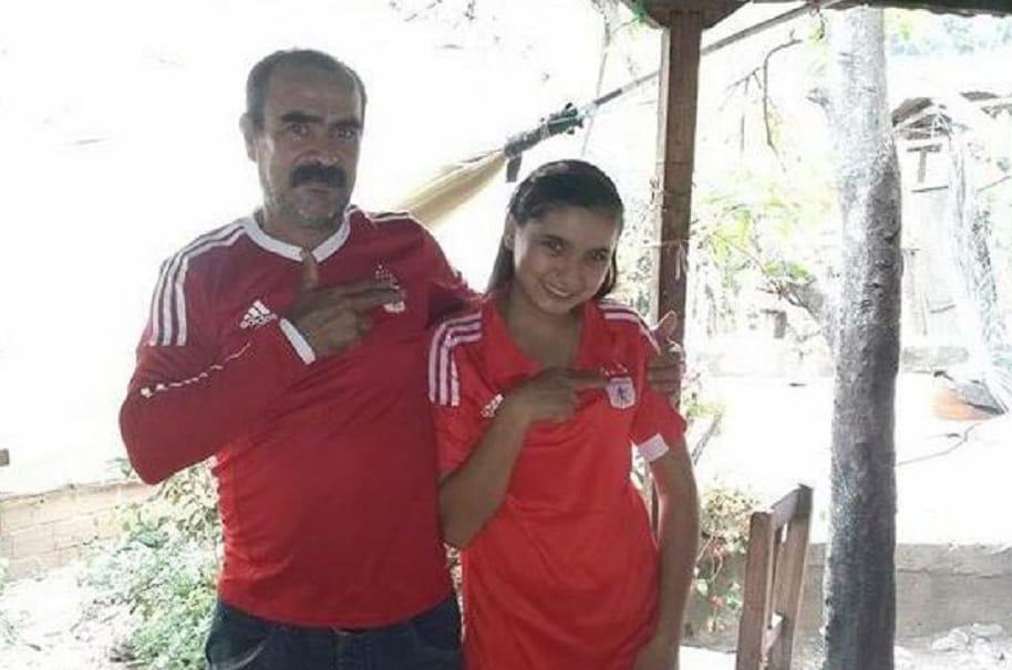 Padre e hija desaparecidos