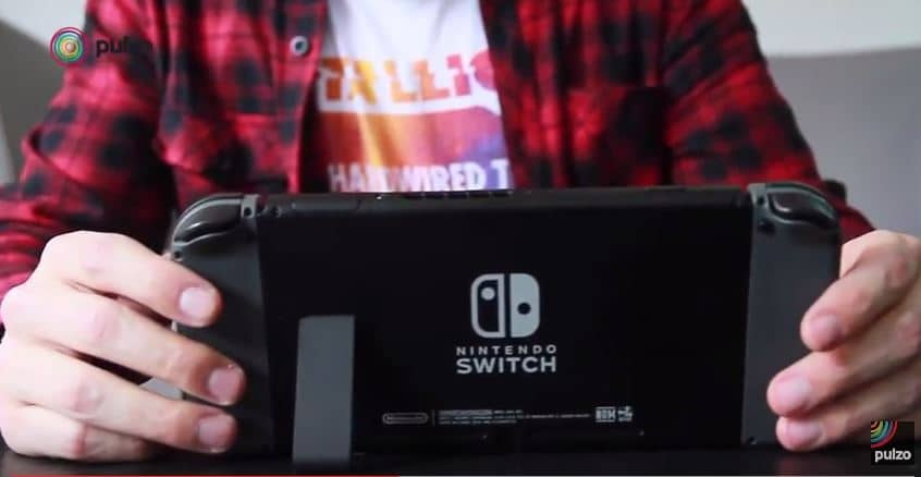 Prueba Nintendo Switch