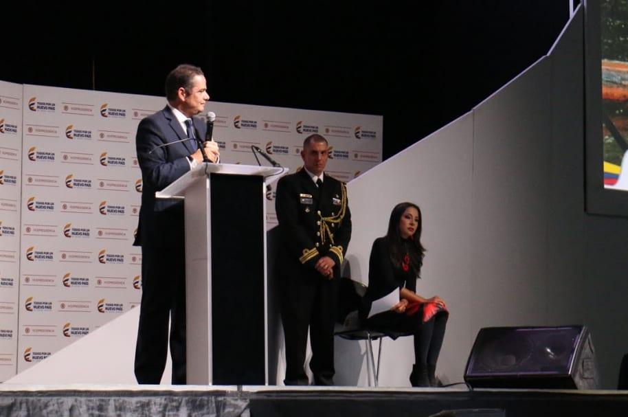 Balance de gestión de Germán Vargas Lleras