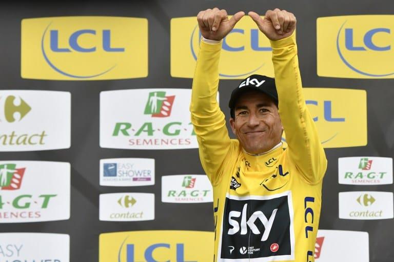 Henao campeón de la Paris-Niza