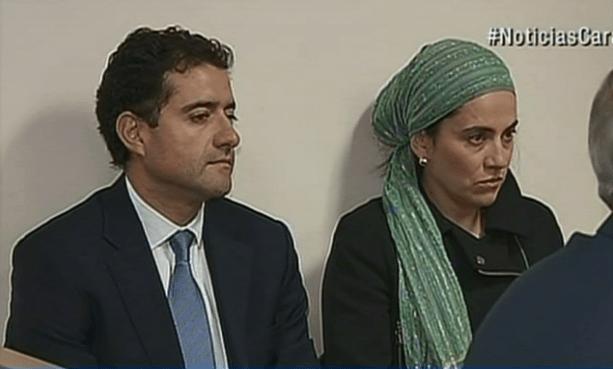 Fernando y Catalina Uribe Noguera