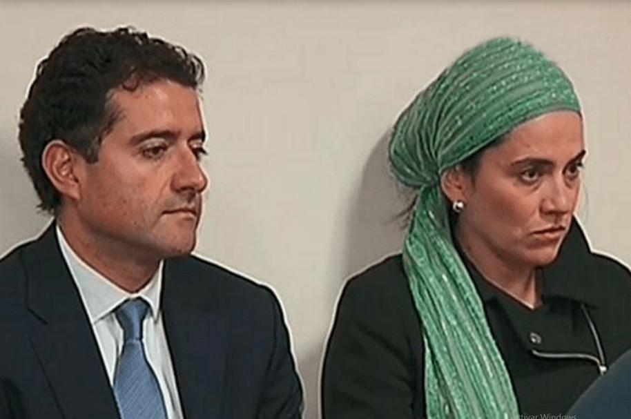 Fernando Uribe Noguera y Catalina Uribe Noguera