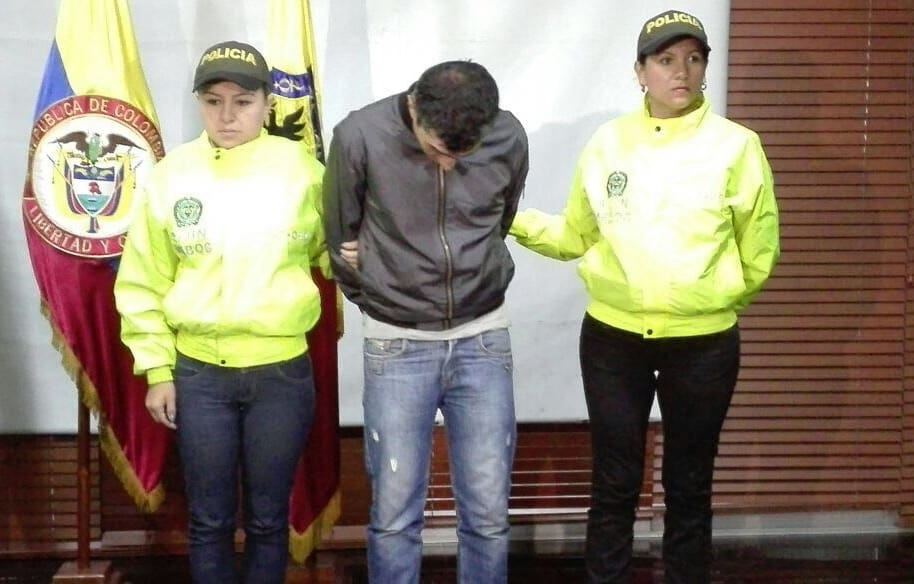 Alias 'Timador', capturado por abusar y extorsionar mujeres.