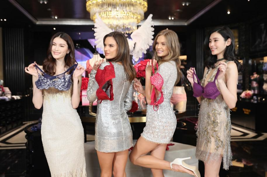 Apertura tienda Victoria's Secret en Shanghái