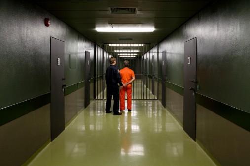Preso en cárcel