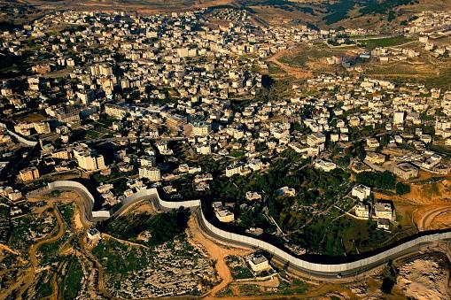 Frontera entre Israel y la Franja de Gaza