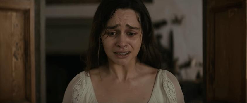 Emilia Clarke como Verena en 'Voice from the stone'. Pulzo.com