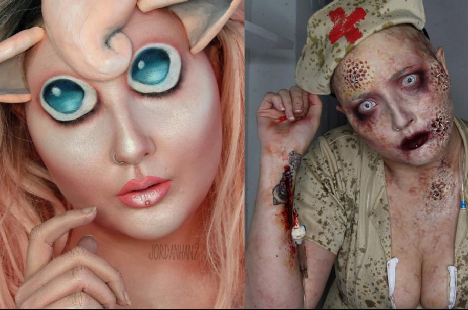 Ideas maquillaje artístico