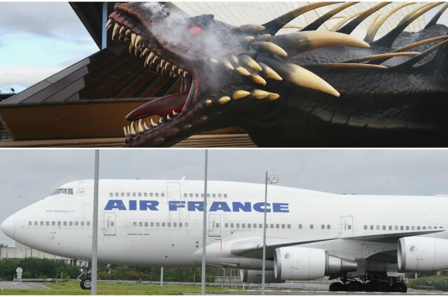 Dragones / Boeing 'Jumbo'