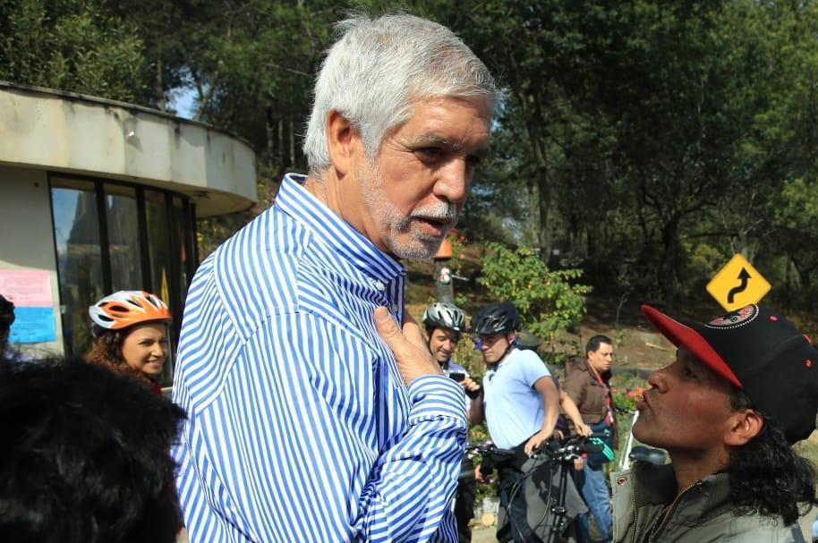 Alcalde Enrique Peñalosa Londoño