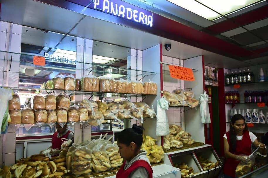 Panadería venezolana