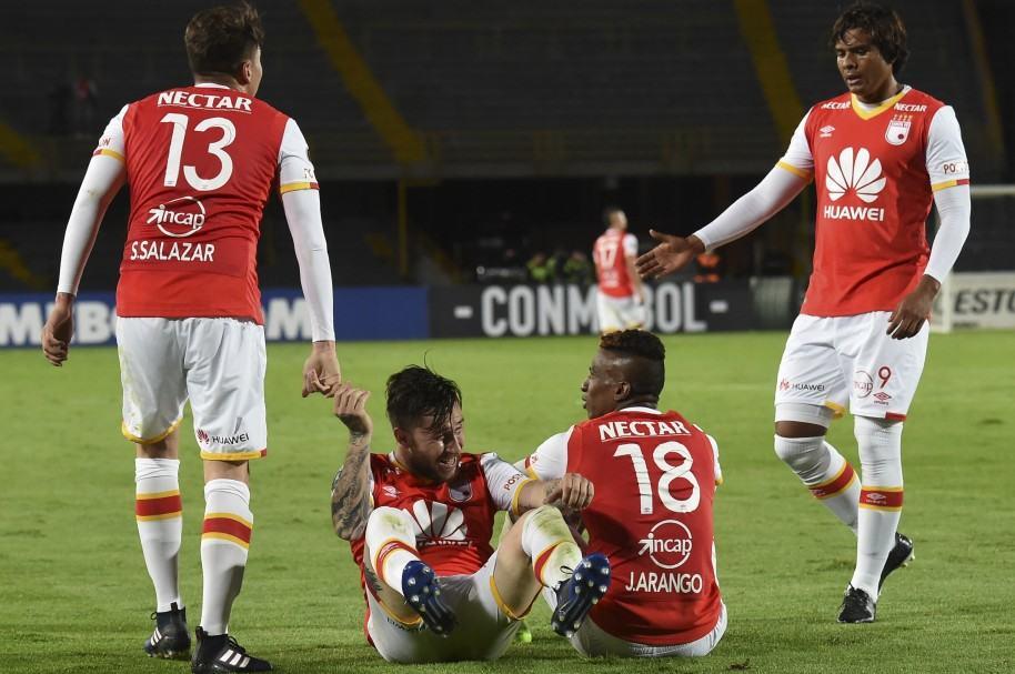 Santa Fe venció a Sporting Cristal